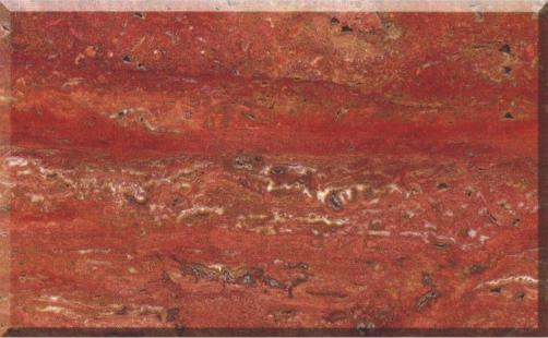 红洞石-RED-TRAVERTINE